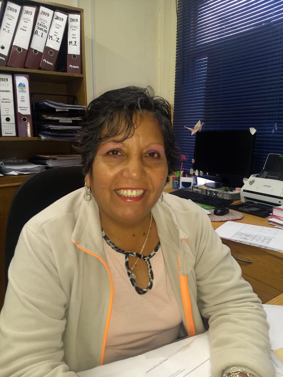 Carmen Pérez - Funcionaria Pública Ovalle
